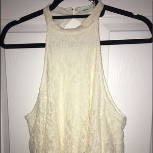 Urban outfitters High neck top